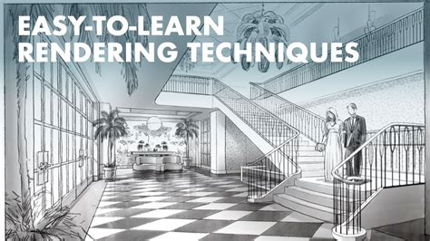 iPad for Architects: Using Sketchup & Procreate to Design