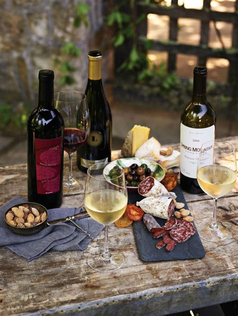 Weekend Entertaining: Wine Country Dinner | Williams