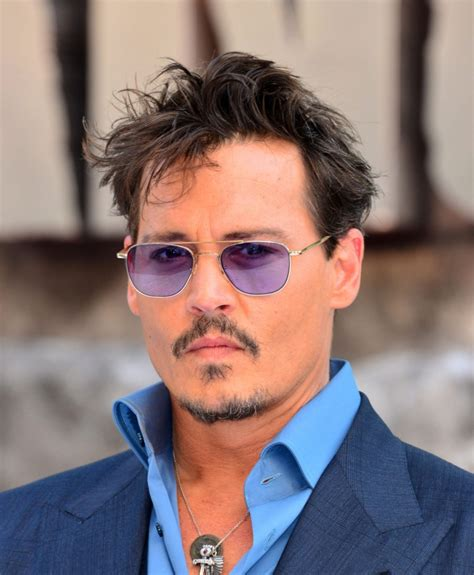 Johnny Depp Net Worth Weight Height Ethnicity Eye Color