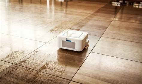 Affordable Floor-Cleaning Robots : floor mopping robot