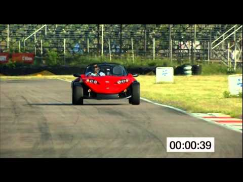 Secma Sport road legal buggy - gallery and technical