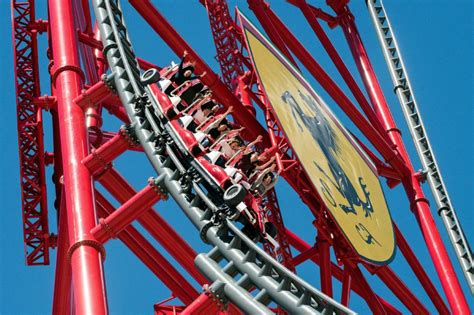 Hold on to your seat in Spain's Ferrari Land theme park