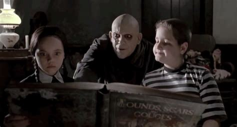 """10 Creepy (And Kooky) Facts About """"The Addams Family"""""""