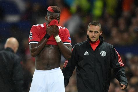 Paul Pogba told to 'take holiday' by United boss Jose