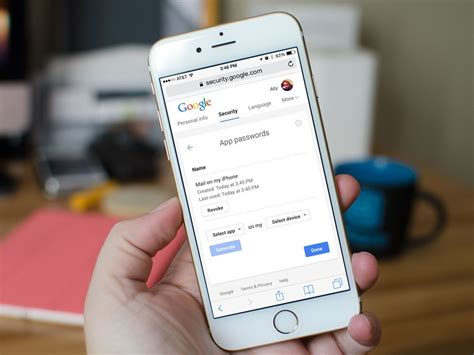 How to add a Gmail or Google apps account to your iPhone