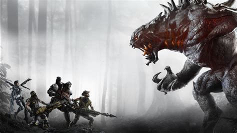 Evolve 2015 Game Wallpapers   HD Wallpapers   ID #14137