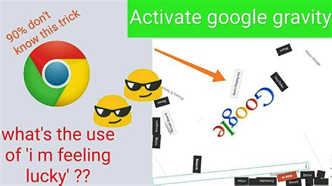 How to activate google gravity | google gravity trick