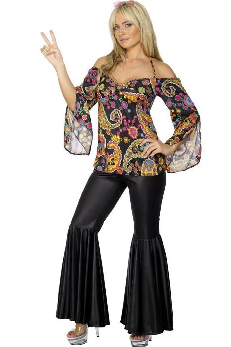 70s Groovy Hippie Costume - 30442 - 60s-70s - by Smiffys